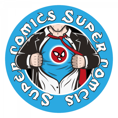Super Comics Logo