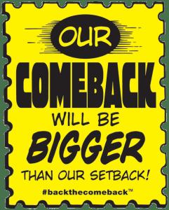BackTheComeback