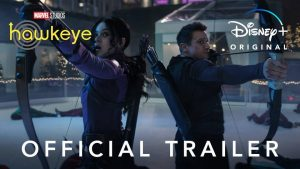 Hawkeye Marvel Disney