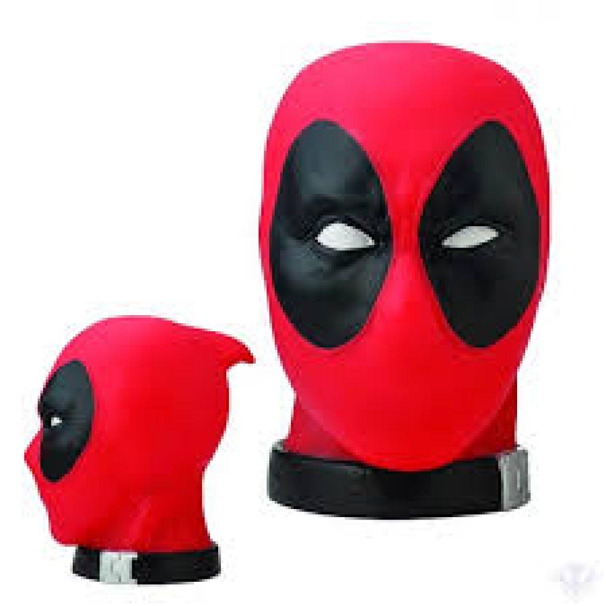 Deadpool hoofd