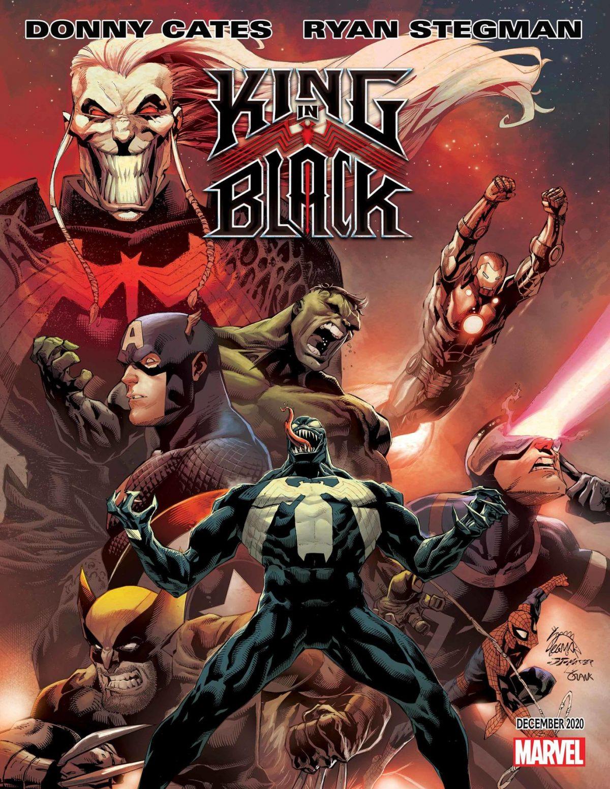 King in Black Venom