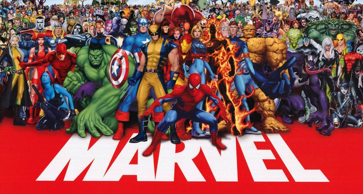 Marvel Karakters