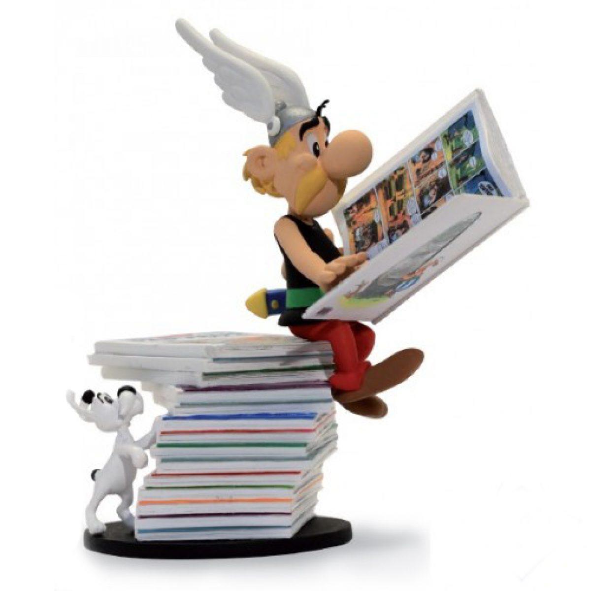 Asterix boekenhouder