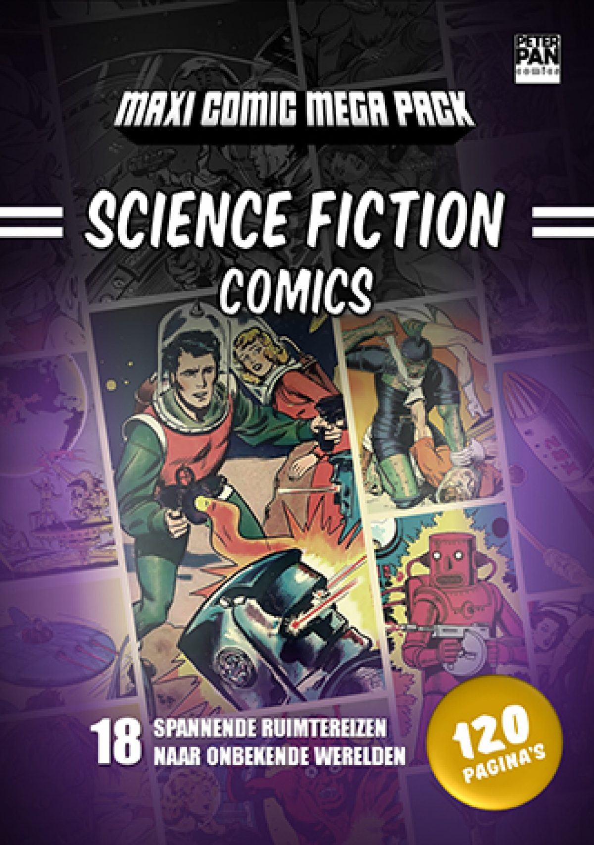 science fiction comics